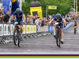 Live   2020 UCI Mountain Bike Eliminator World Championships