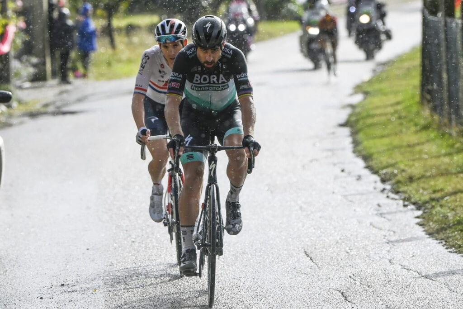João Almeida reforça Maglia Rosa na vitória de Peter Sagan na 10.ª etapa do Giro d'Italia
