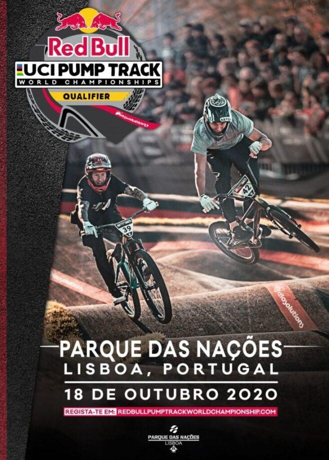pump track do Parque das Nações 2020